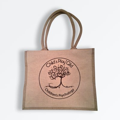 Child's Play Qld Market Tote Bag